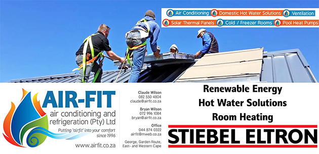 AIR-FIT AIR CONDITIONING & REFRIGERATION (Pty) Ltd