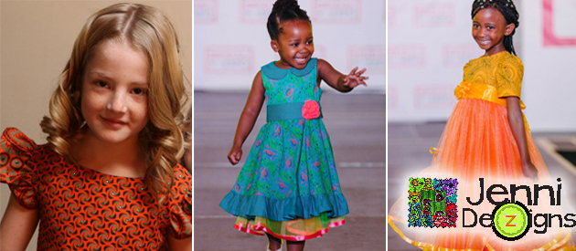 African Print Children's Clothing, 100% Cotton, kids fashion, girls dresses, shop online, ShweShwe Print, wedding clothing for children, jeffreys bay, johannesburg, cape town, jennidezigns