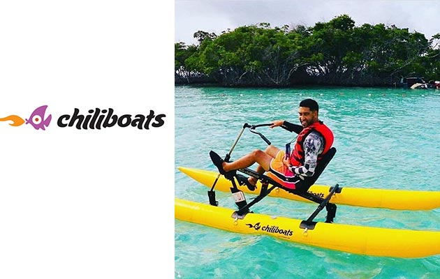 CHILIBOATS SOUTH AFRICA High-Performance Water Bikes