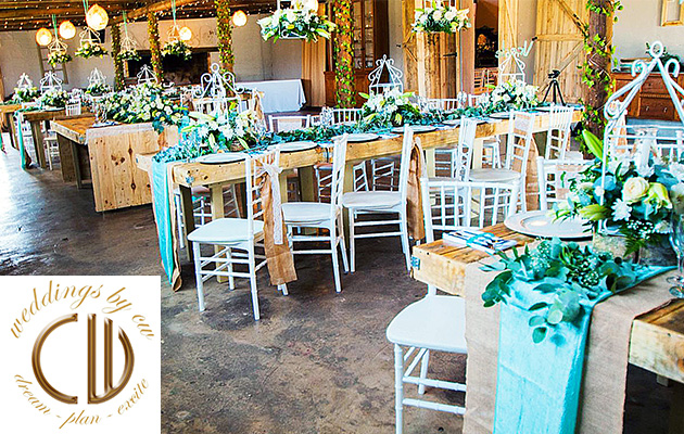 WEDDINGS BY CW, MOSSEL BAY