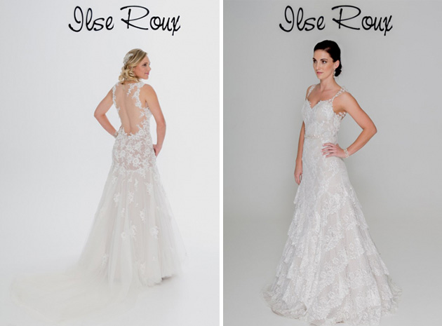wedding dresses, ilse roux, bridal wear, evening wear, belville, wedding directory, wedding gowns, couture, cape town