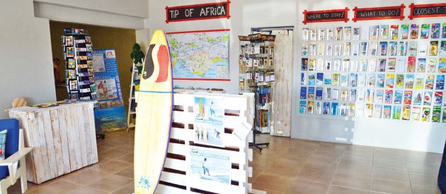 tip of africa, struisbaai, caltex garage, overberg, arts and crafts, cape agulhas, tourist information centre, lionfish struisbaai